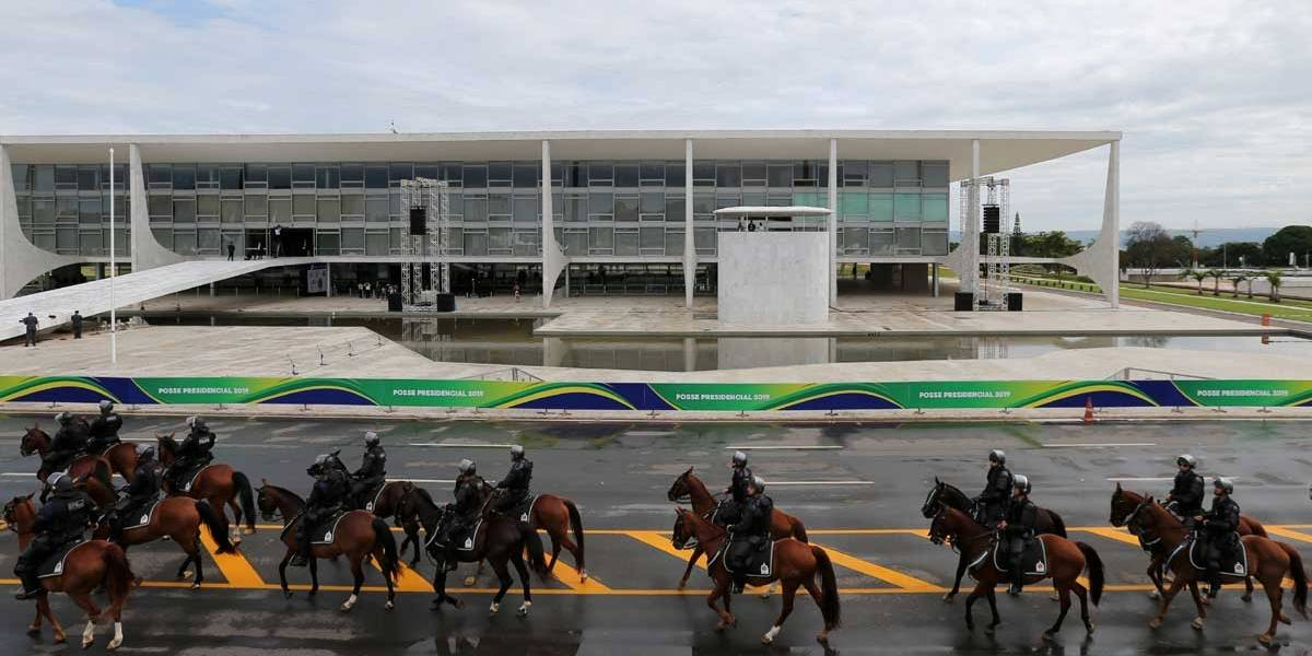 Dez chefes de Estado e de governo participam da posse de Bolsonaro