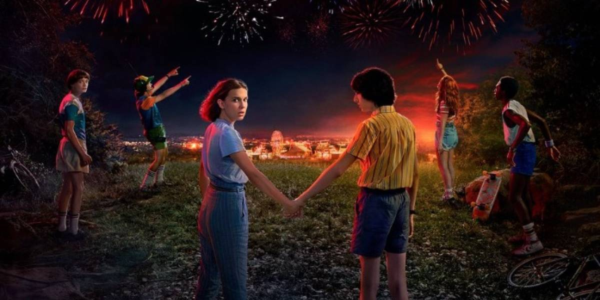 Tercera temporada de Stranger Things rompe récord de audiencia