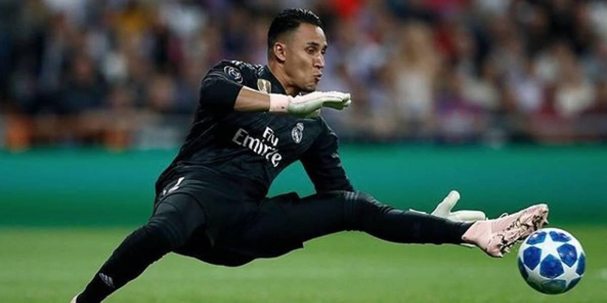 ¿Keylor Navas se va del Real Madrid?