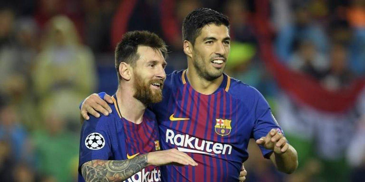 VIDEO. Jugadores del Barça revelan sus propósitos de Año Nuevo y el de Suárez tiene que ver con Messi