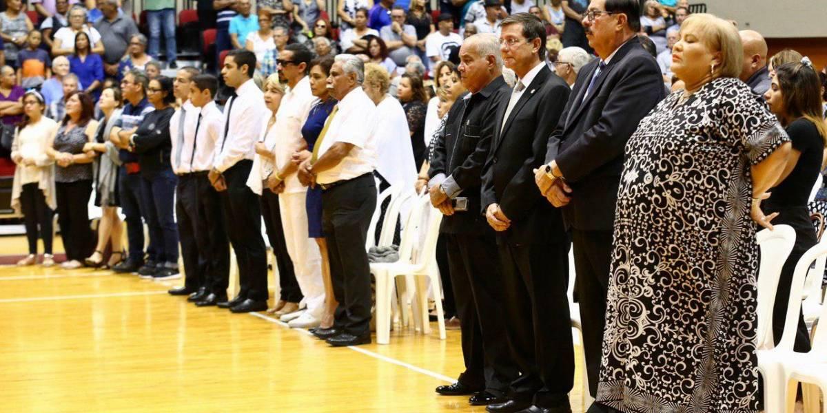 Gobierno se une a homenaje a Keylla Hernández