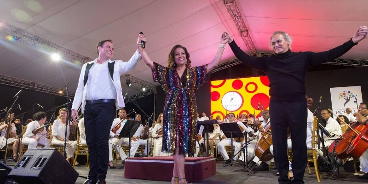 Centro Cultural Perelló ofreció  concierto con la Orquesta Sinfónica Nacional