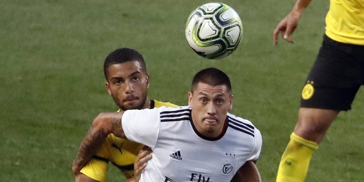 Herrera asegura que buscaron a Boselli y Castillo — América