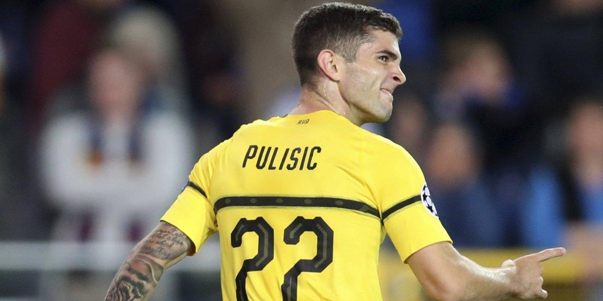 Chelsea compra a Christian Pulisic por 64 mde