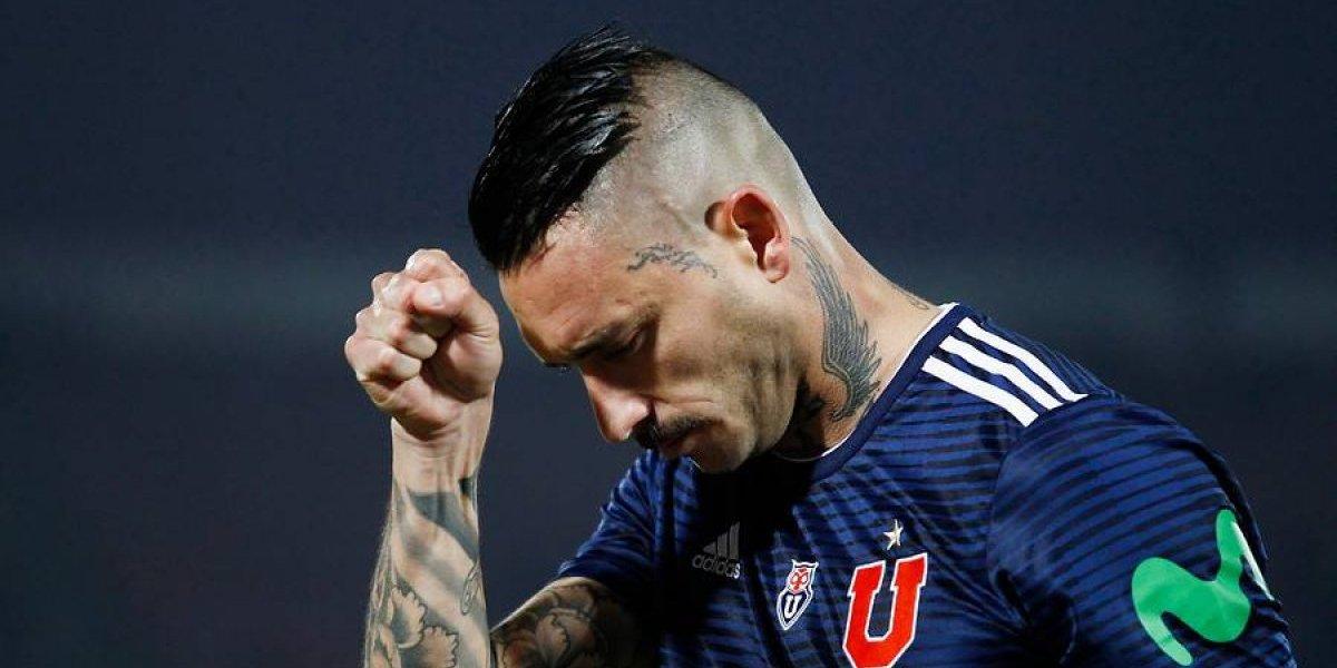 Lejos por edad y precio: Peñarol no se convence de fichar al ofrecido Mauricio Pinilla