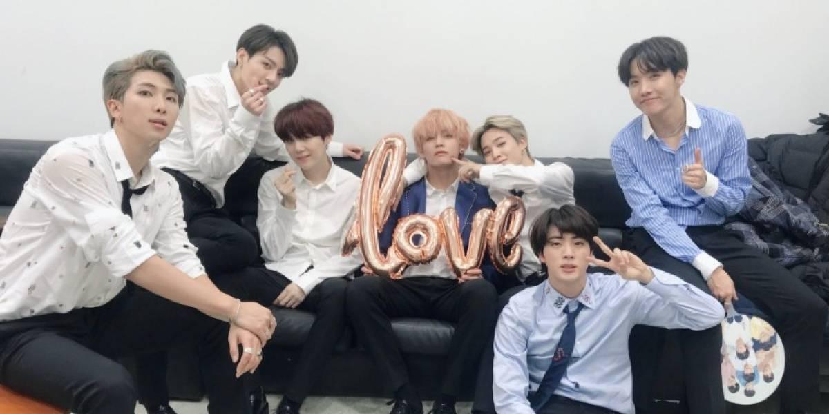 A incrível apresentação do grupo BTS no MBC Gayo Daejejeon 2018