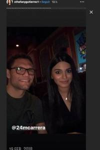 Miss Venezuela, Sthefany Gutierrez y su novio