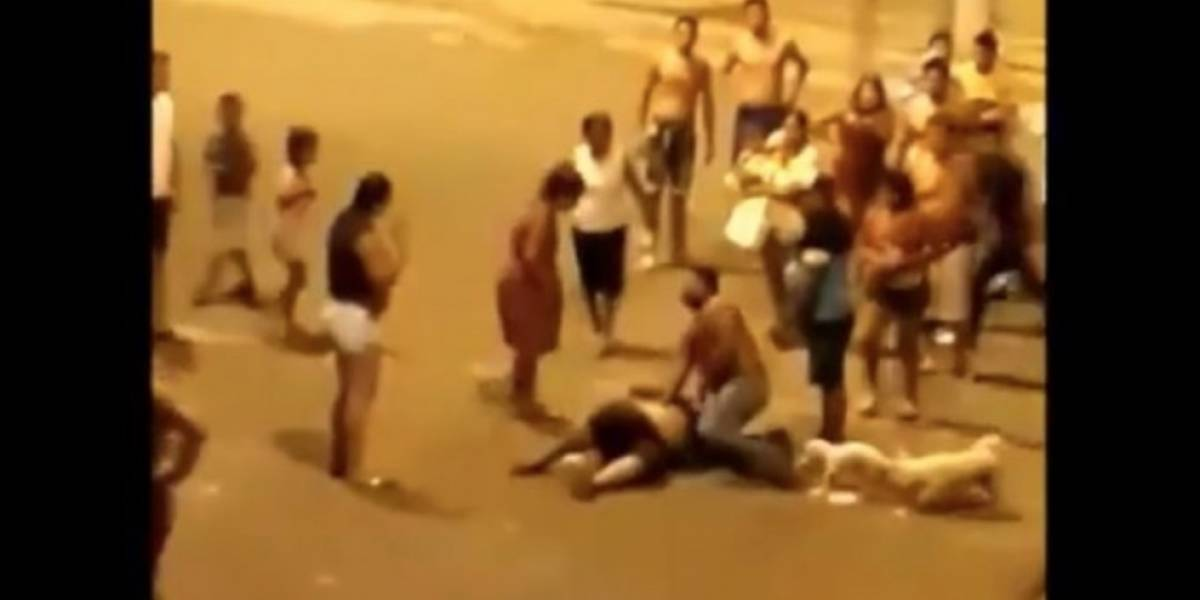 Manabí: Mujer fue apuñalada por su conviviente la noche del 31 de diciembre