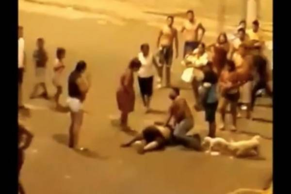 Femicidio en Manabí