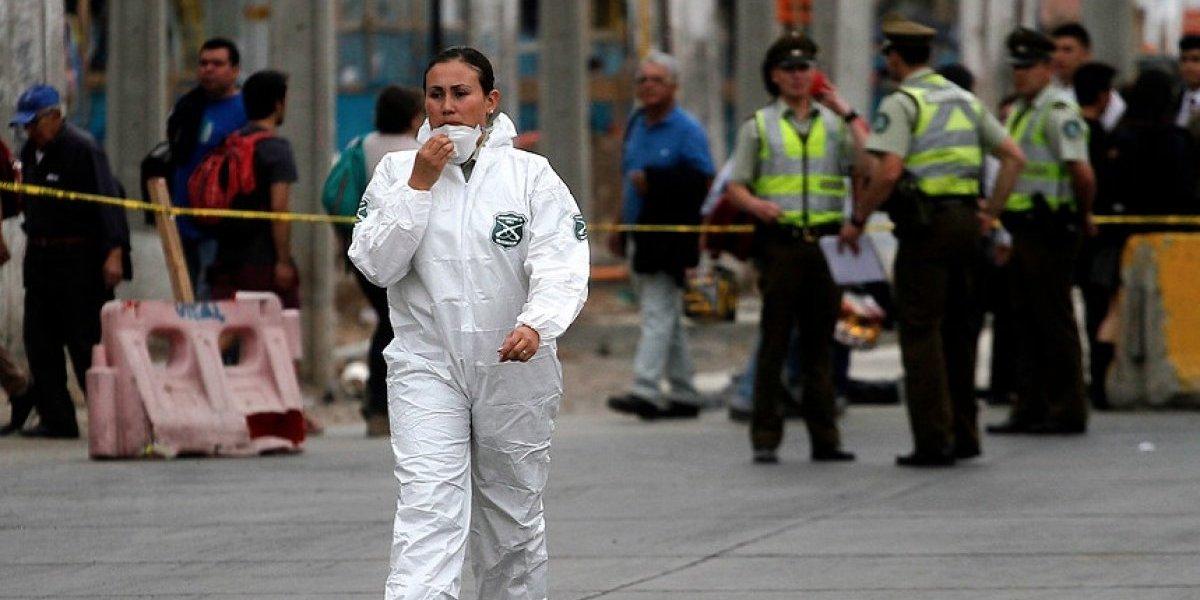 Impacto mortal en Cerrillos: niño de tres años fue arrollado junto a su madre por un minibús