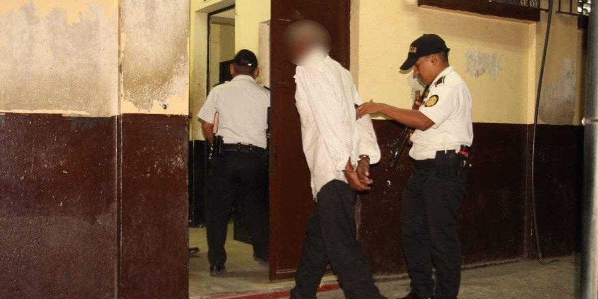 Capturan a señalado de disparar contra mujer en Escuintla
