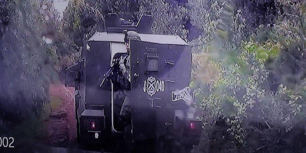 Defensa de carabinero imputado por la muerte de Catrillanca pedirá pericia balística al Ejército