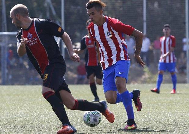 El Colchonero quiere brillar / imagen: Atlético de Madrid