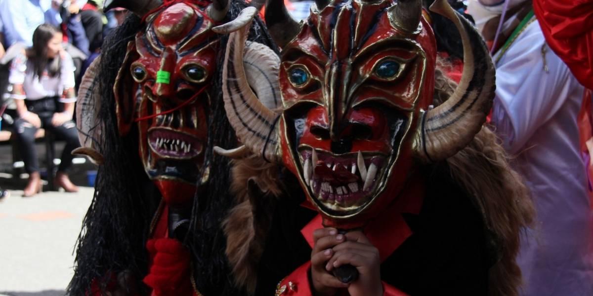 La Diablada de Píllaro: todo lo que necesitas saber de esta fiesta tradicional