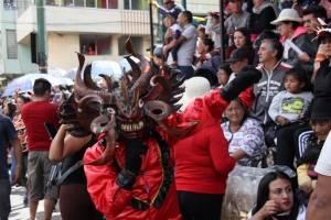 La Diablada de Píllaro, una tradición que renace cada Año Nuevo