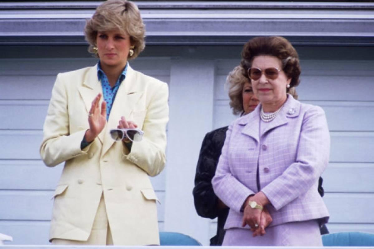 El verdadero motivo por el que la reina Isabel se enfureció con la princesa  Diana | Nueva Mujer