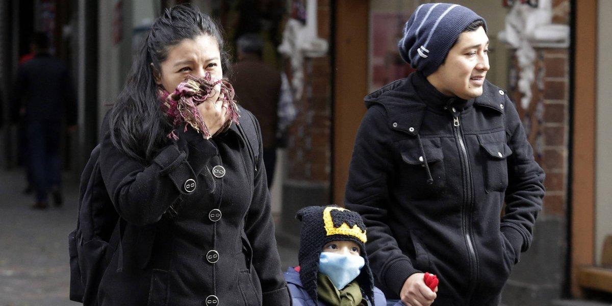 Frente frío 21, 22 y sexta tormenta invernal mantendrán mal clima