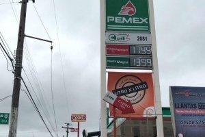 Precio de la gasolina en Tamaulipas