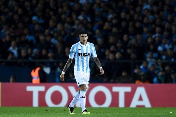 Gustavo Bou no seguirá en Racing y busca club para la temproada 2019 / Foto: Getty Images