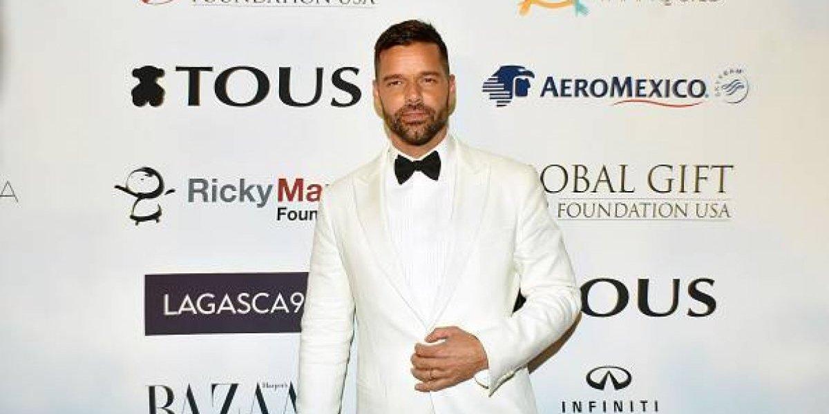 Ricky Martin, padre por tercera vez