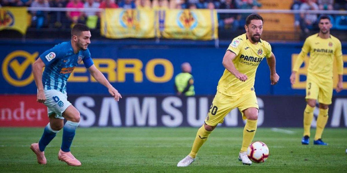 ¿Vuelve a Chile? Manuel Iturra busca nuevo club tras terminar su breve paso por el Villarreal
