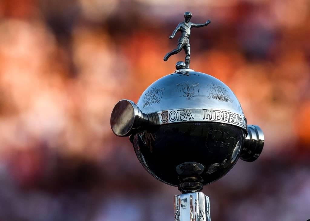 Empieza el sueño de la Libertadores / imagen: Getty Images
