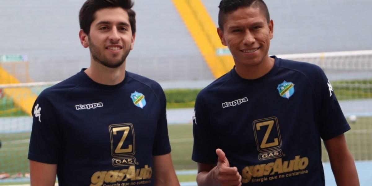 Guastatoya y Comunicaciones presentan a sus refuerzos para el Clausura 2019