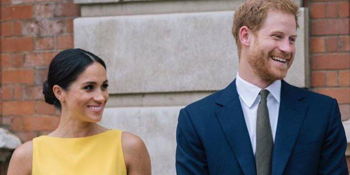 Meghan Markle le prohibió al príncipe Harry beber café, té y alcohol durante su embarazo