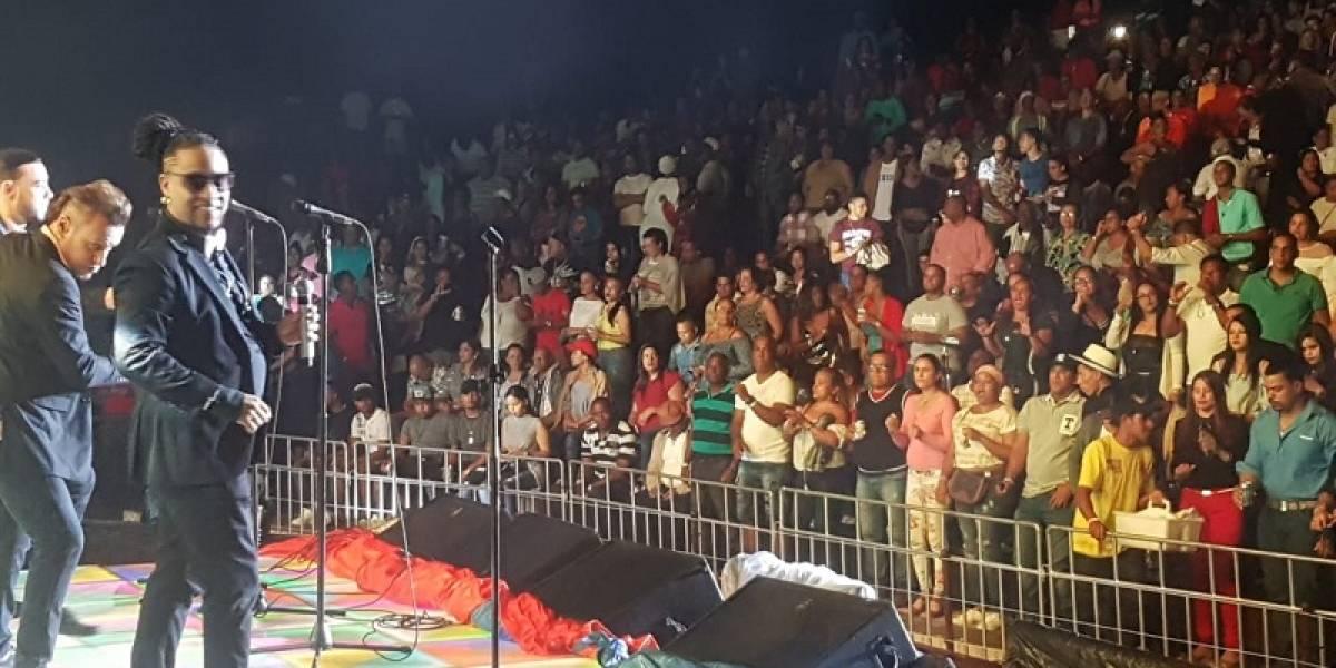 Anfiteatro Puerto Plata despidió 2018 con música urbana y tropical