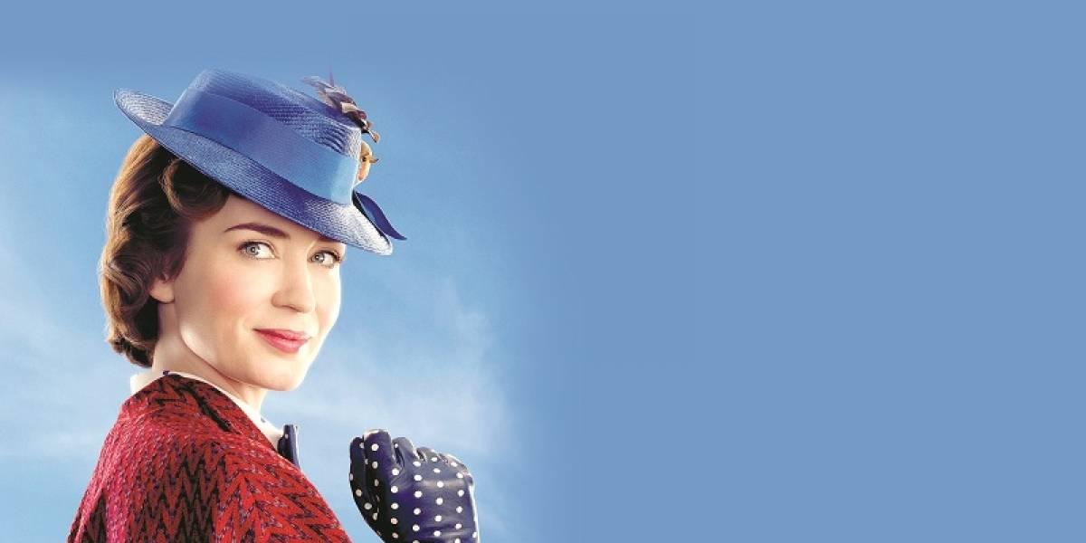 Mary Poppins viene a conquistar nuevas generaciones