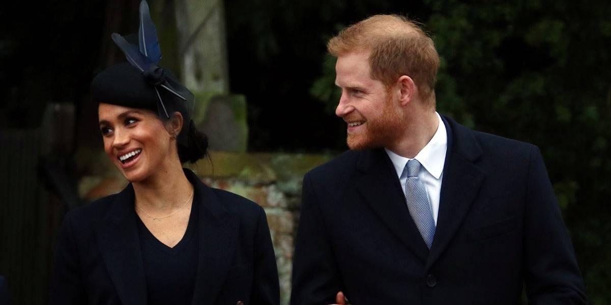 Príncipe Harry passa Réveillon sóbrio pela primeira vez em respeito a Meghan Markle