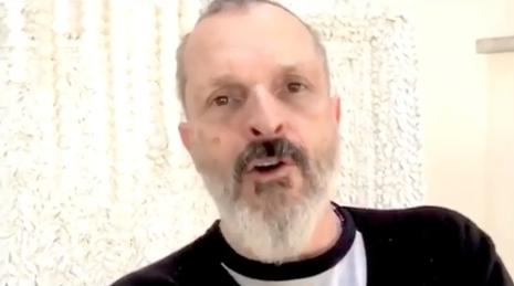 Miguel Bosé responde a los rumores sobre su estado de salud