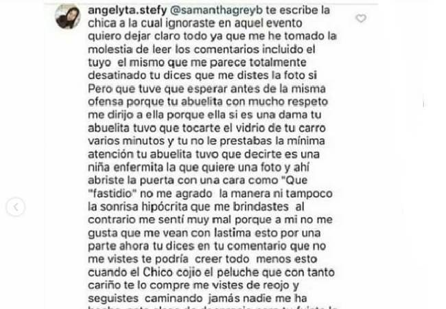 Post de Angélica Ojeda