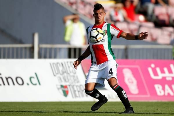 Benjamín Vidal volverá a tener una oportunidad en la UC tras estar a préstamo en 2018 en Palestino / Foto: Photosport