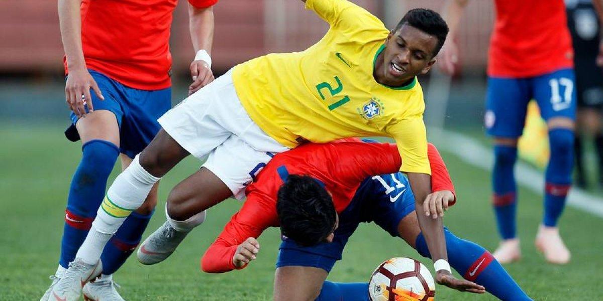"""Con Rodrygo a la cabeza y varios """"europeos"""": las principales figuras que tendrá el Sudamericano Sub 20"""