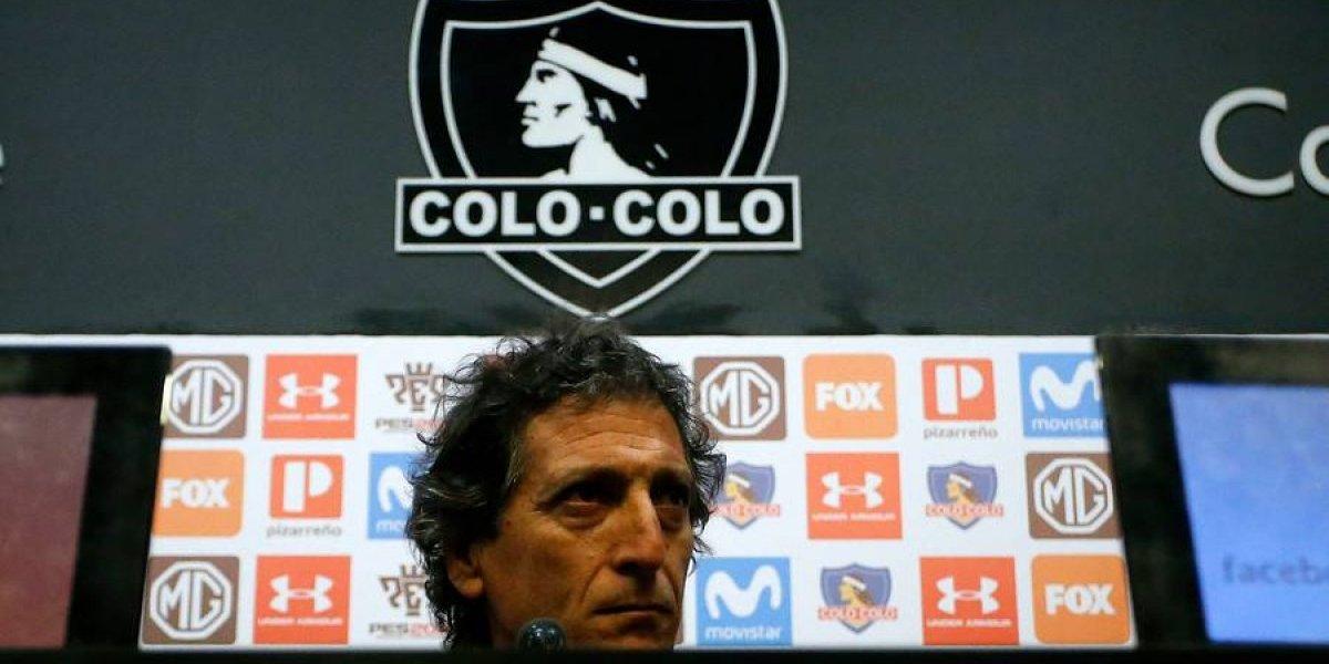 La era de Mario Salas en Colo Colo arrancó con un Valdivia ausente y tres refuerzos