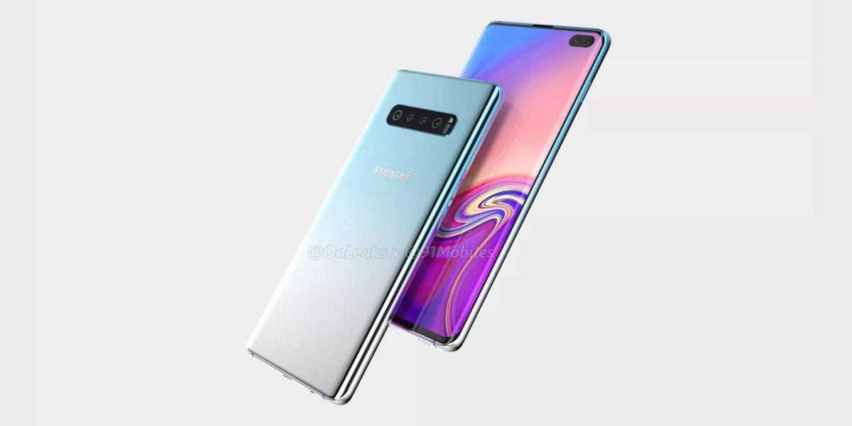 Tecnologia: Confira novos detalhes sobre o próximo Samsung Galaxy S10