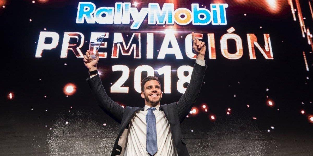 Samuel Israel, piloto del año para el Rally Mobil