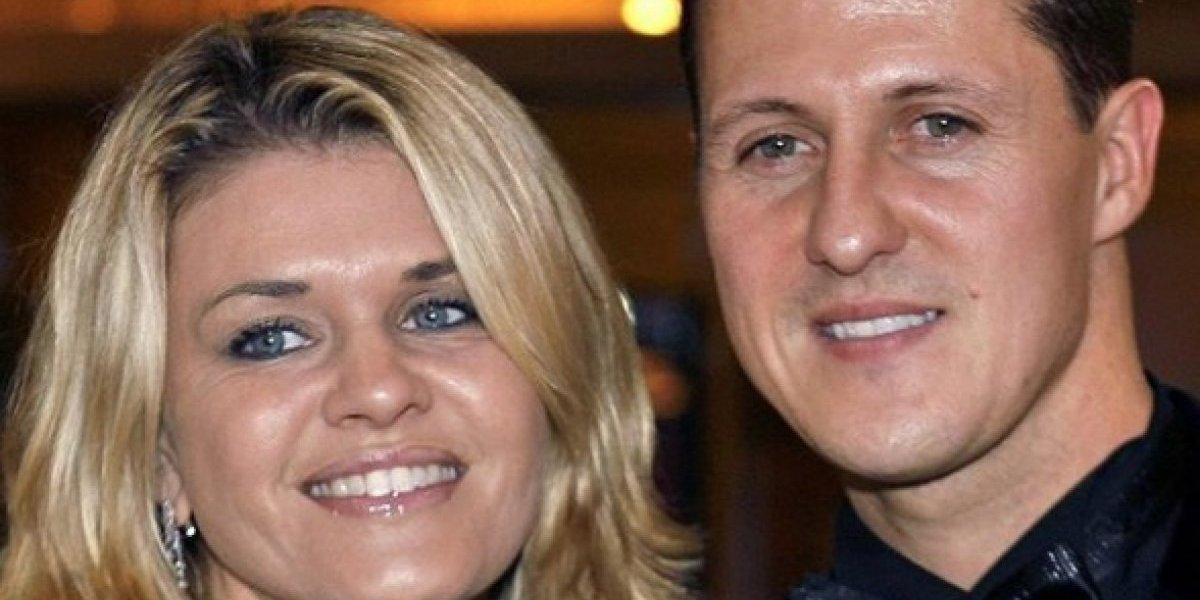 Michael Schumacher está 'en buenas manos', asegura su familia