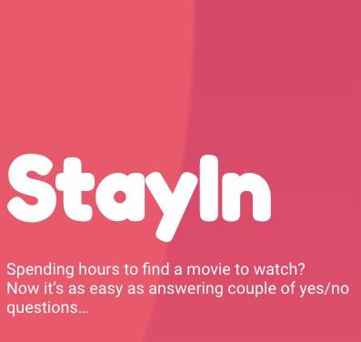 Stayin App