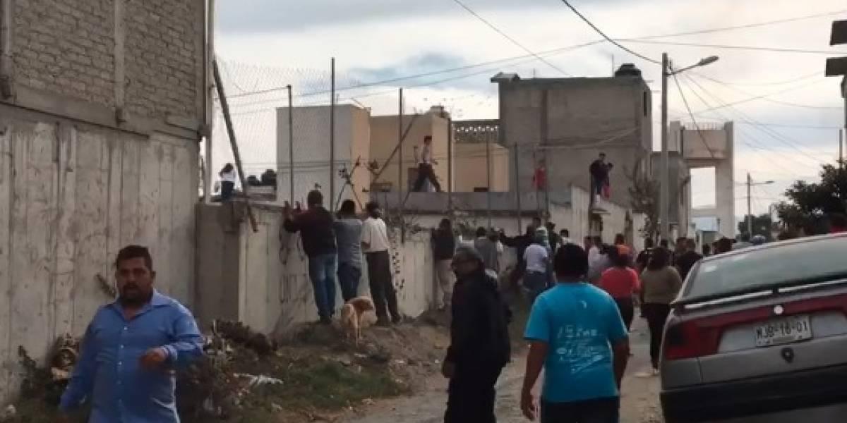 Se desata cacería de presunto asesino de Camila en Valle de Chalco