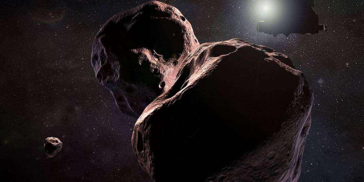 NASA muestra la primera foto de Ultima Thule, el objeto más lejano que la humanidad ha explorado