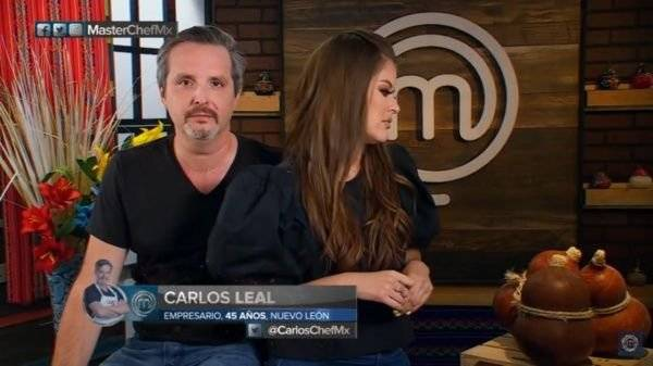 Vanessa Claudio y Carlos Leal