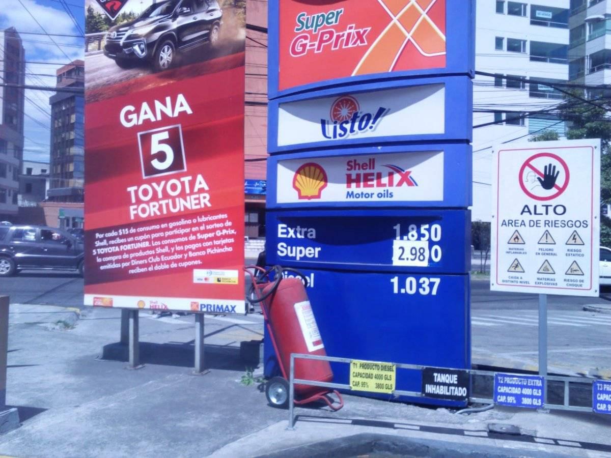 Gremio de transportistas advierten movilizaciones por alza de precio de de diésel Metro Ecuador
