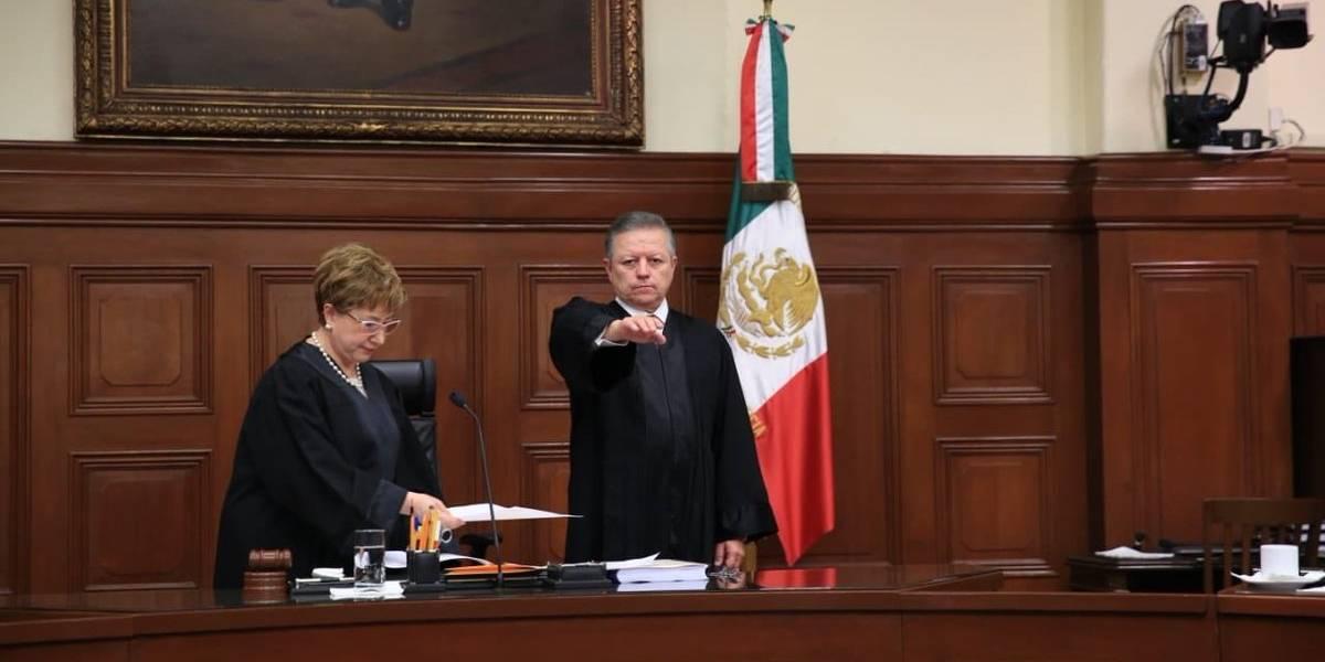 Arturo Zaldívar Lelo, nuevo ministro presidente de la SCJN