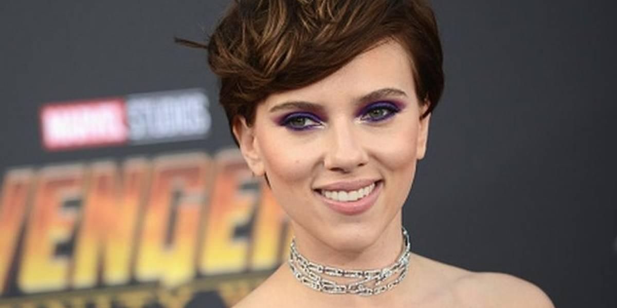 Scarlett Johansson se rindió a los porno fakes: