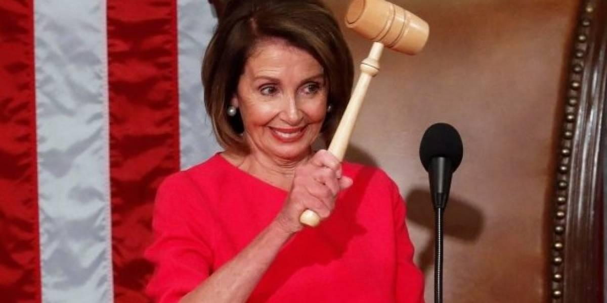 A volta por cima de Nancy Pelosi, a mulher mais poderosa dos EUA