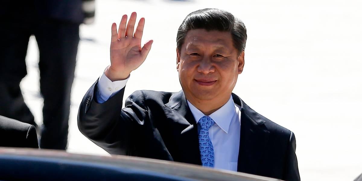 Em carta a Bolsonaro, presidente da China pede respeito aos interesses dos países
