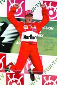 Michael Schumacher – 4º Título