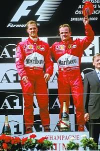 Michael Schumacher – 5º Título